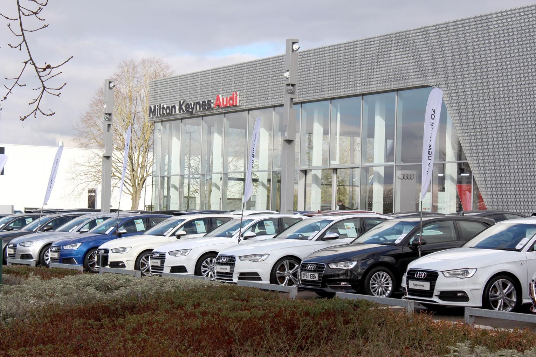 Audi MK Front