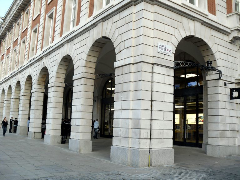 Bedford Chambers Covent Garden