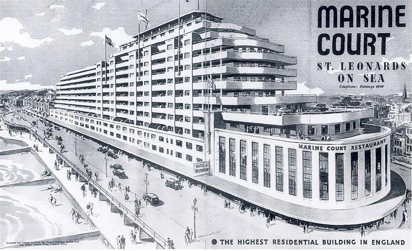 Marine Court