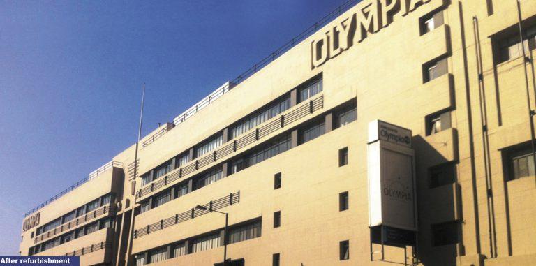 Olympia Facade