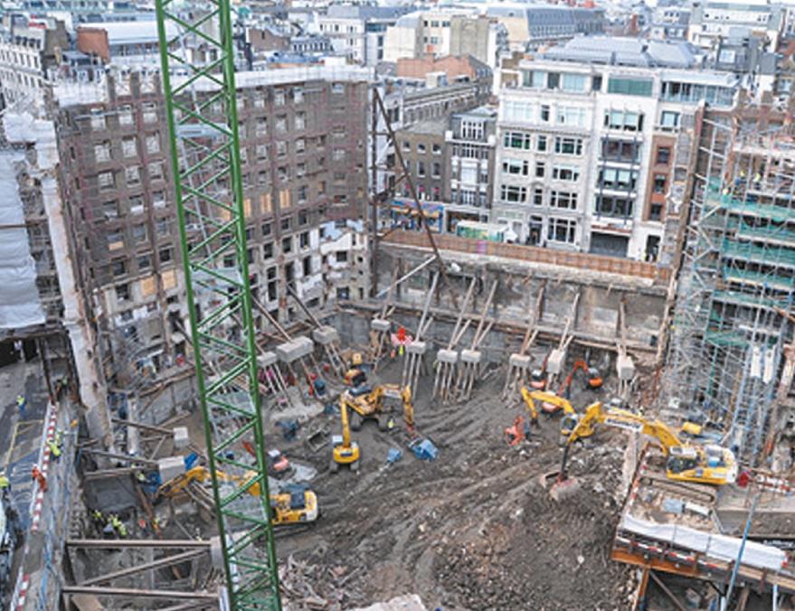 Quadrant 2, Regents St