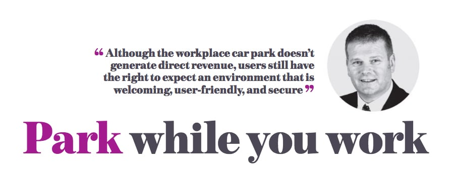 Park While You Work
