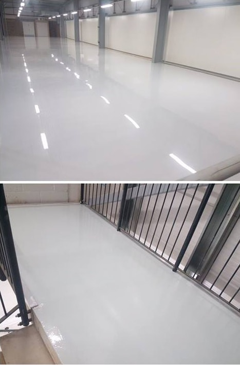 Resin Flooring & Wall Coatings