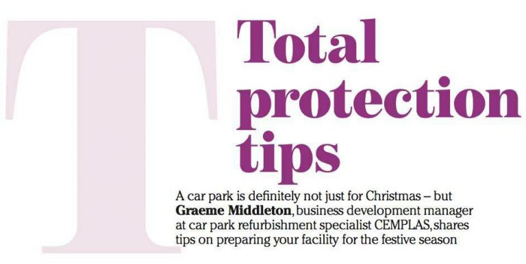 Total Protection Tips