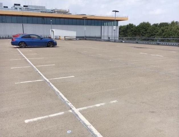 Warwick University Car Parks