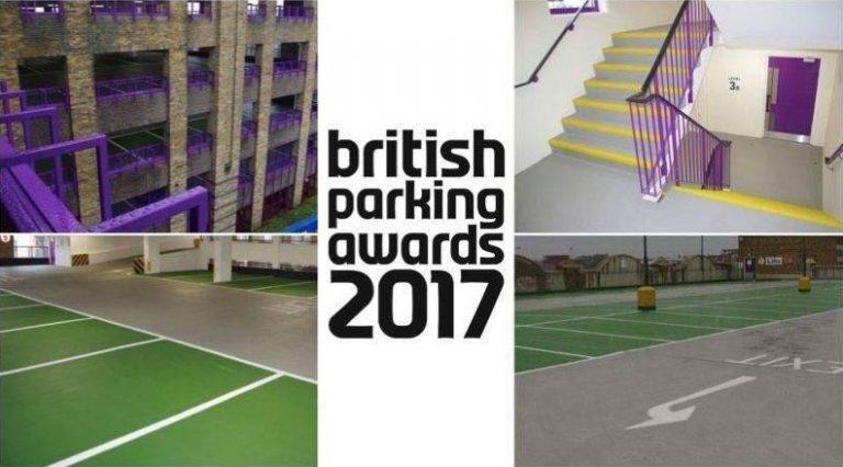 News - British Parking Awards 2017