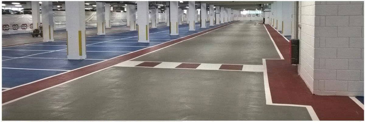 News - Final Touches to Buckinghamshire Car Park