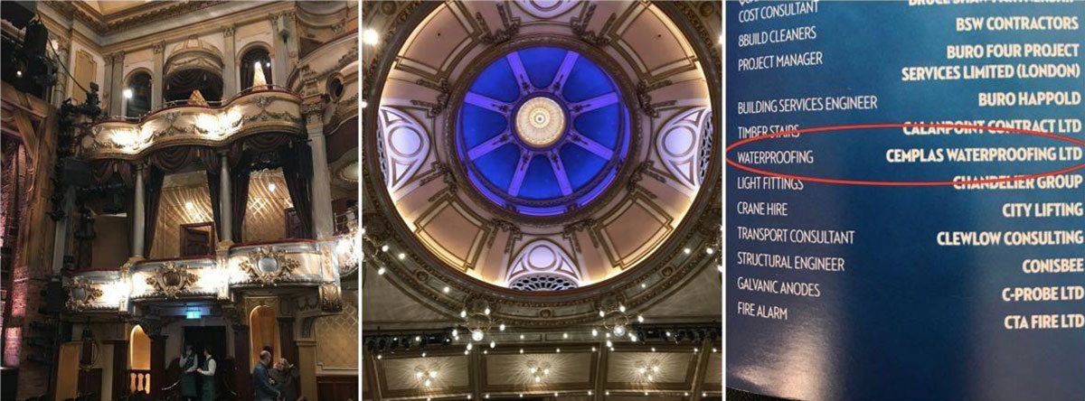 News - Memorable Project at Victoria Palace Theatre - Image 2
