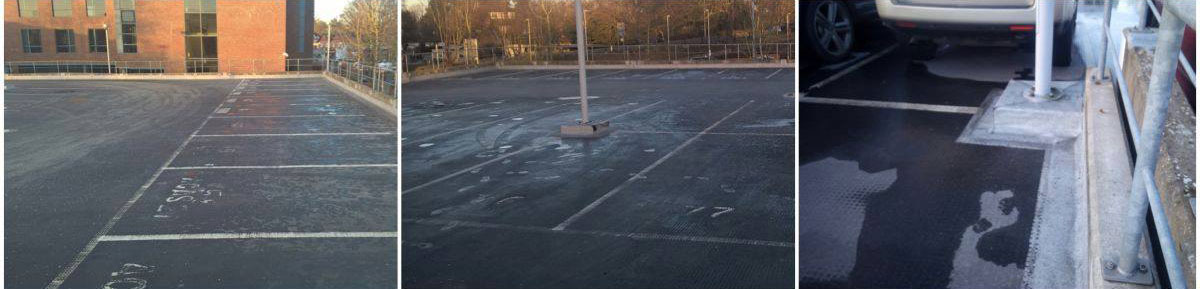 News - New Contract for Car Park in Hampshire
