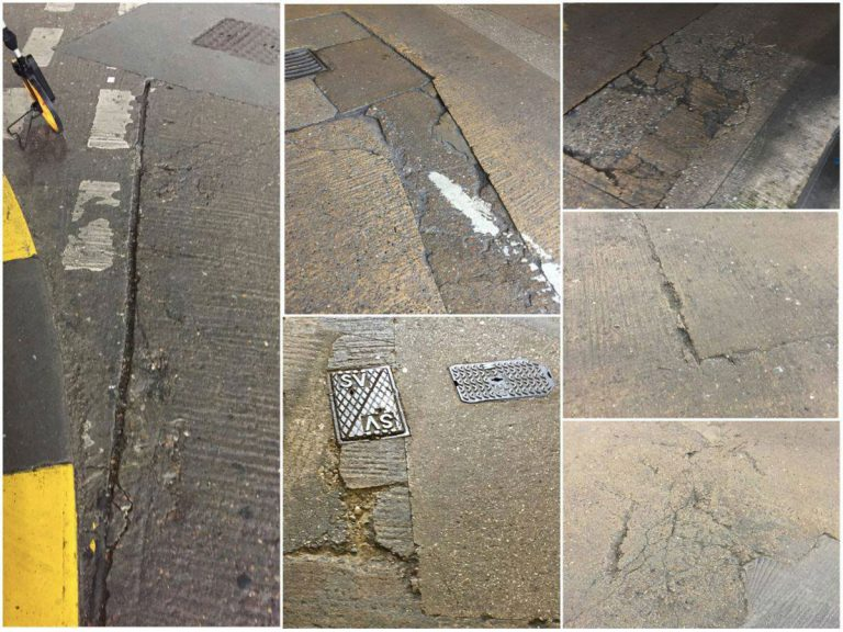 News - It's Not Just Concrete Car Parks That Need Maintaining!