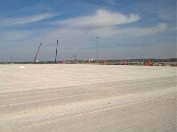 News - Waterproofing Completed Ahead of Schedule - Image Featured
