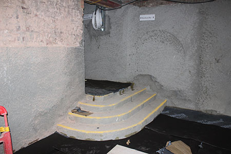 Cemplas - Services - Basements & Waterproofing - Basement Tanking - Victoria Palace Theatre - Image 1
