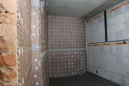 Cemplas - Services - Basements & Waterproofing - Basement Tanking - Victoria Palace Theatre - Image 2