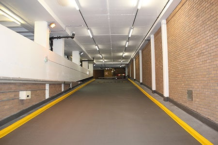 Cemplas - Services - Car Park Refurbishment - Image 3 - Amp Ho, Croydon