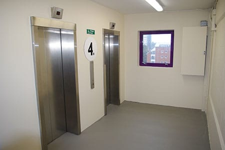 Cemplas - Services - Car Park Refurbishment - Stairwells & Lobbies - Meadows MSCP - Image 1
