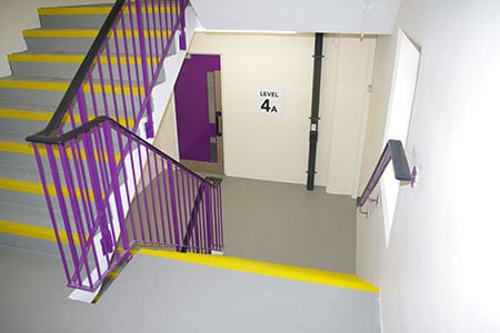 Cemplas - Services - Car Park Refurbishment - Stairwells & Lobbies - Meadows MSCP - Image 3