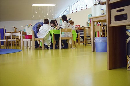 Cemplas - Services - Resin Floors & Coatings - Specialist Floors - Image 1
