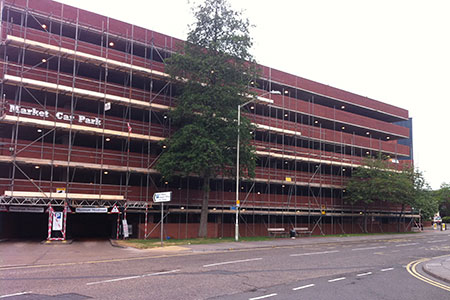 Cemplas - Services - Structural Repair & Protection - Brickwork Remediation - Northminster - Image 1