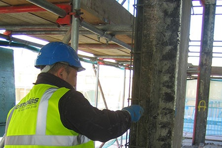 Cemplas - Services - Structural Repair & Protection - Repair & Protection - Bristol Museum - Image 1