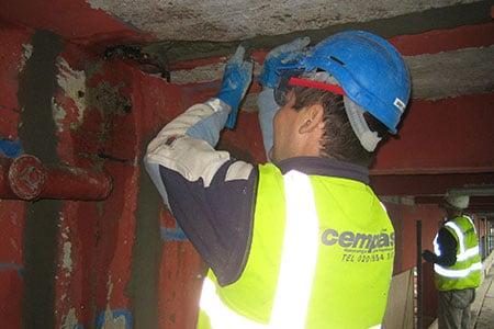 Cemplas - Services - Structural Repair & Protection - Repair & Protection - Bristol Museum - Image 2