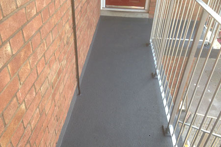 Cemplas - Services - Structural Repair & Protection - Walkways, Balconies & Terraces - Norwich Walkways - Image 1