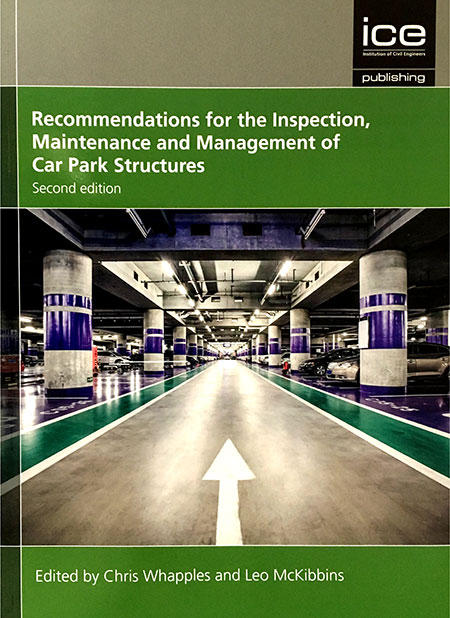 Cemplas - Services - Car Park Refurbishment - Lifecare Plans - ICE Brochure Cover