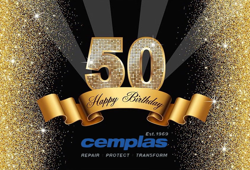 Cemplas turns 50!