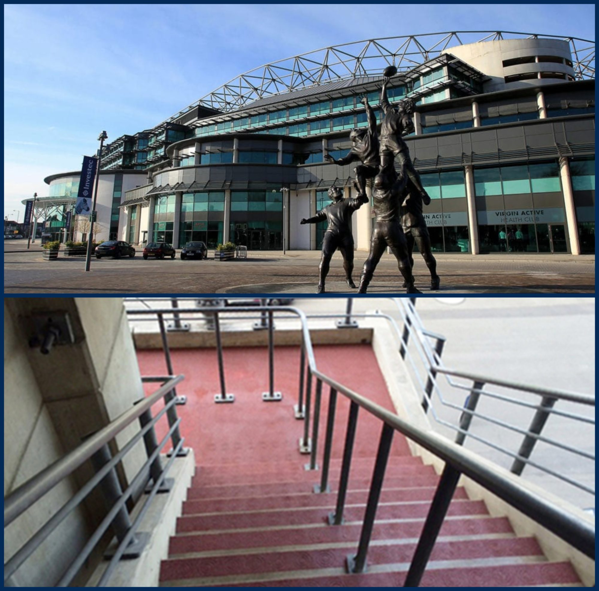 Iconic Structures - Twickenham Stadium