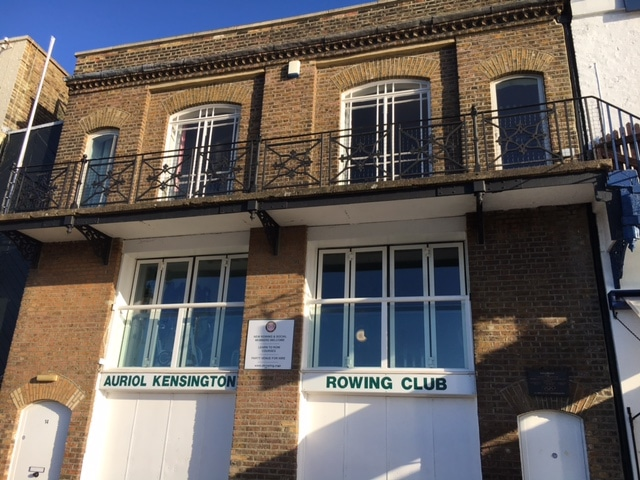 Auriol Kensington Rowing Club