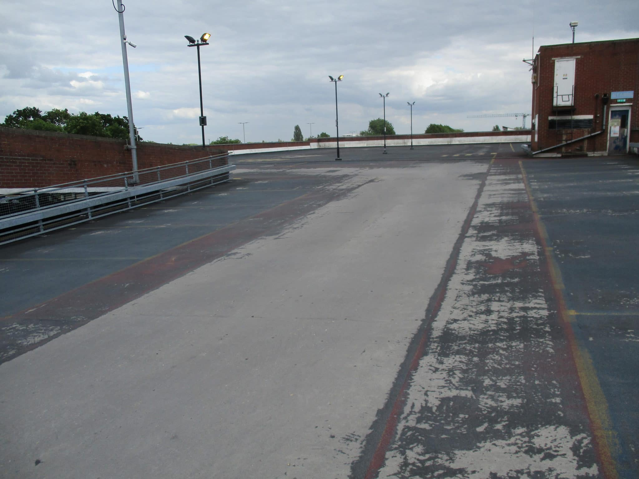 Hunters Bridge MSCP
