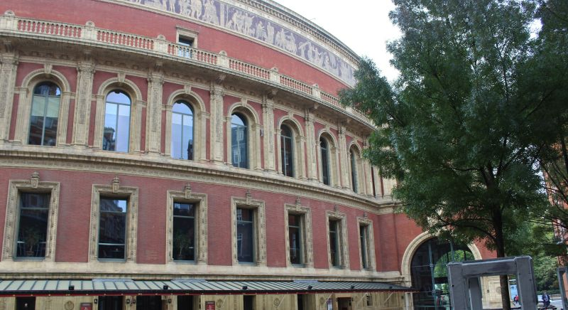 Royal Albert Hall, Phase 3