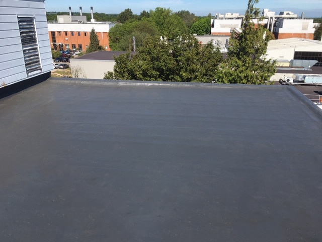 Watertight Overlay of Roof